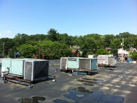 Queensbury, NY - 4 a/c carrier rooftop inspections