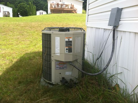 Wilton, NY - Payne a/c repair compressor not starting had to install hard start kit