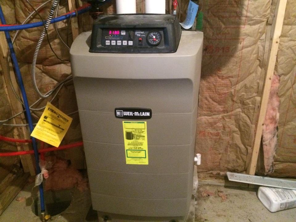 Northville, NY - Repair a Weil McLain LP boiler