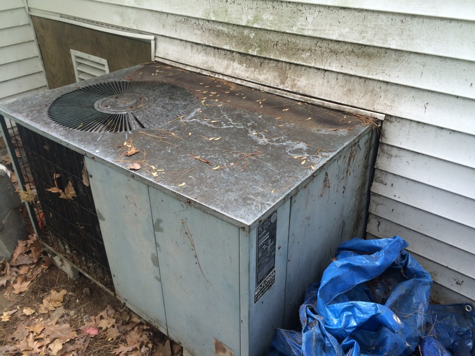Gansevoort, NY - Repair a Nordyne air-conditioner