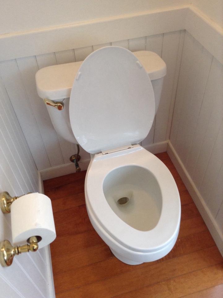 Niskayuna, NY - Plumbing service/toilet repair
