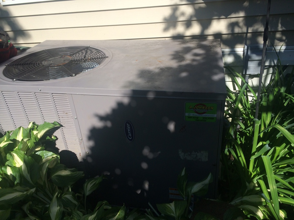 Mayfield, NY - Repair a Carrier air-conditioner