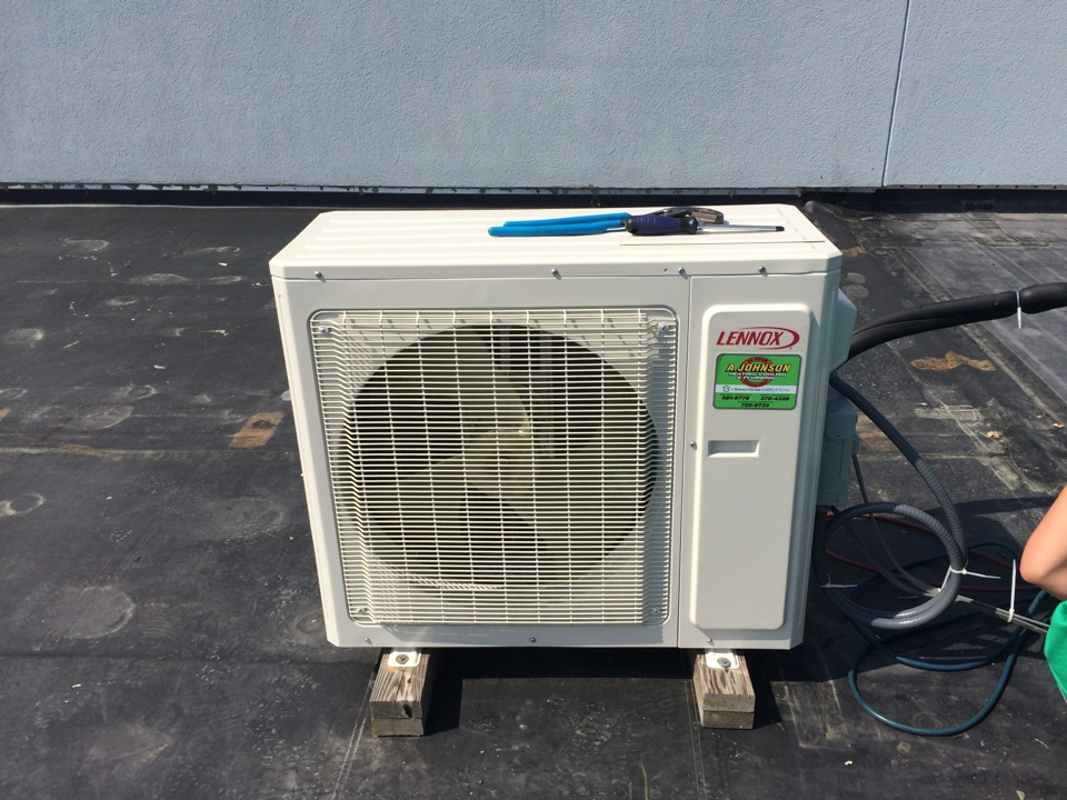 Latham, NY - Install a Lennox. Ductless air conditioner
