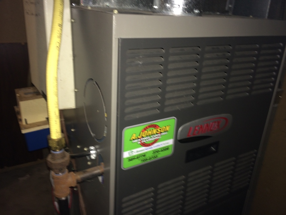 Niskayuna, NY - Repair a Lennox gas furnace