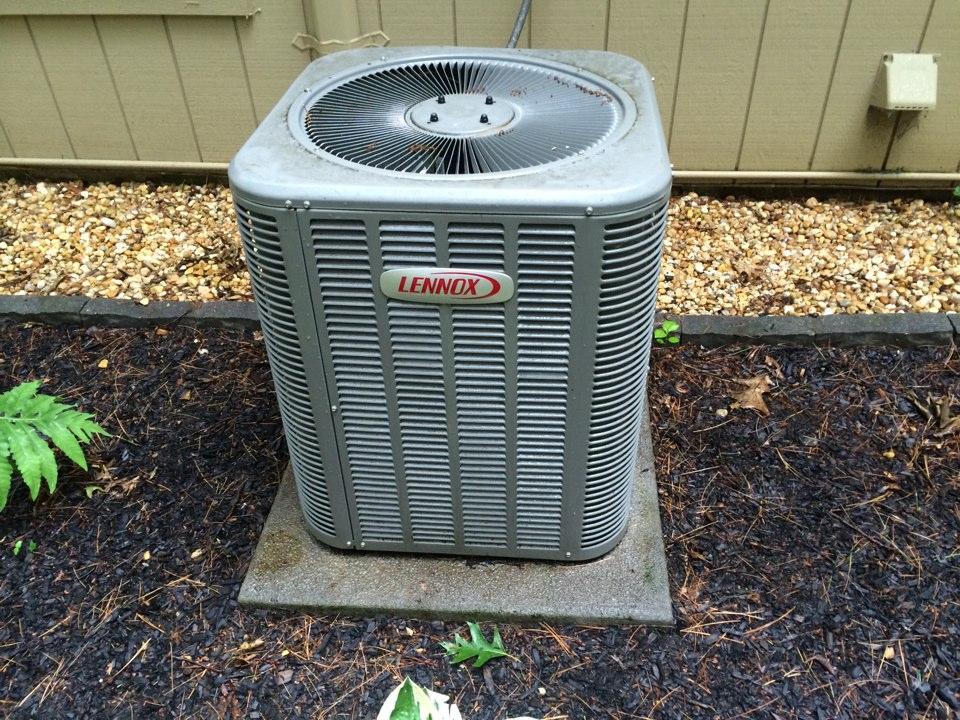 Ballston Spa, NY - Lennox air conditioner