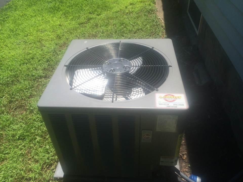 Schenectady, NY - Rheem air conditioner repair