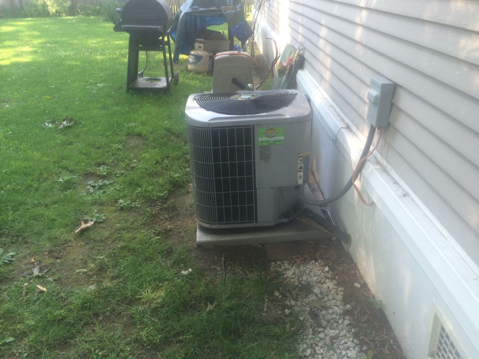 Saratoga Springs, NY - Carrier air-conditioner repair