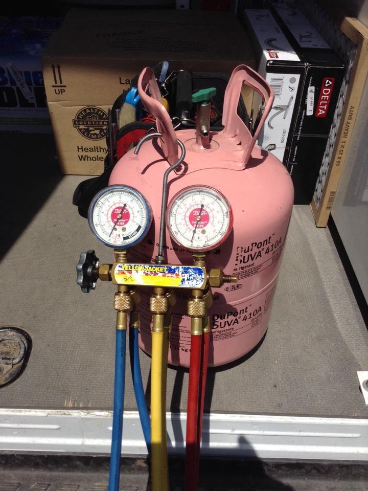 Niskayuna, NY - AC service/AC repair