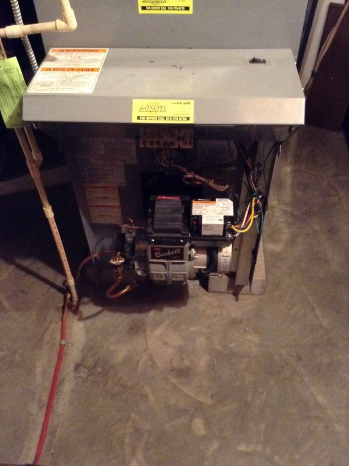 Broadalbin, NY - Heating service/oil furnace maintenance