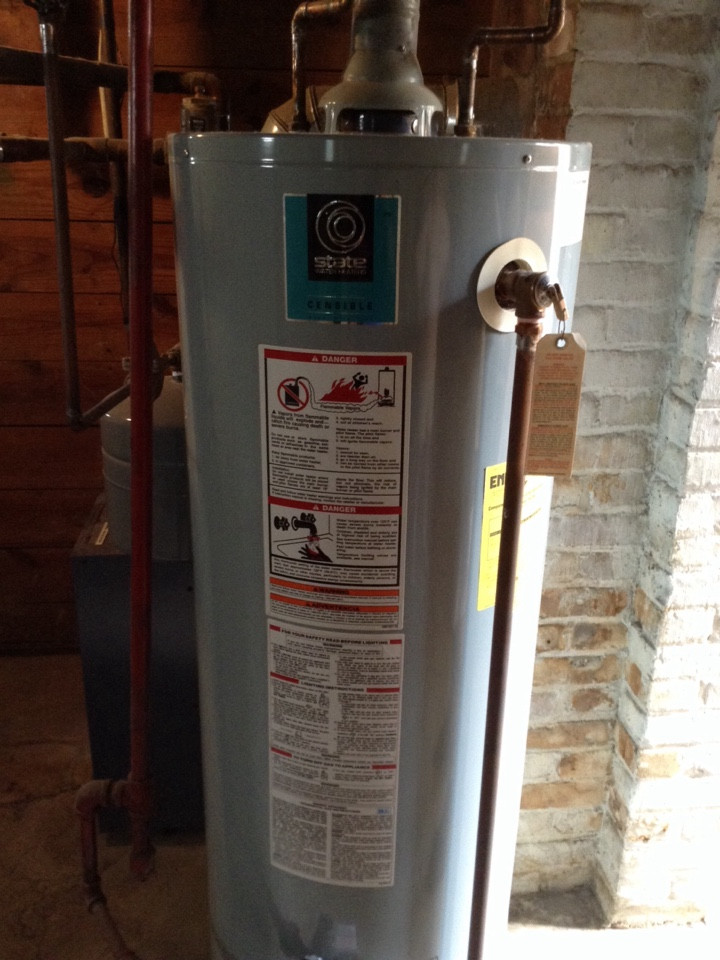 Ballston Lake, NY - Plumbing service/Water heater install