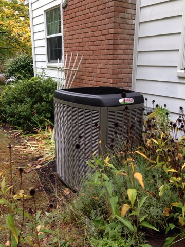 Colonie, NY - Install new lennox slp high efficiency furnace with high efficiency lennox signature collection ac unit with duct seal and duct cleaning
