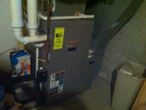 Mohawk, NY - Lennox gas furnace replaced defective circuit board