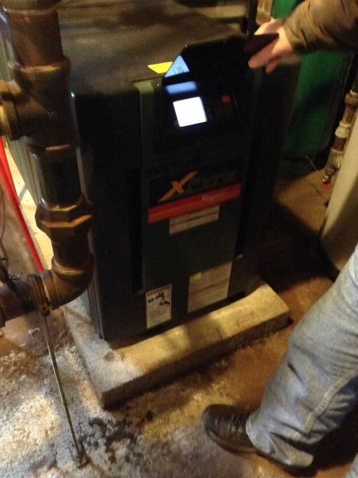 Greenwich, NY - Raypak Commercial Boiler repair