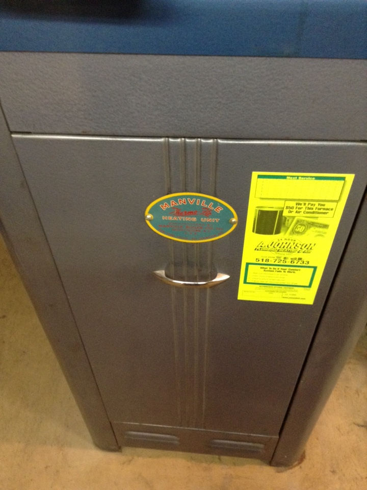 South Glens Falls, NY - Heating service Manville gas boiler cleaning