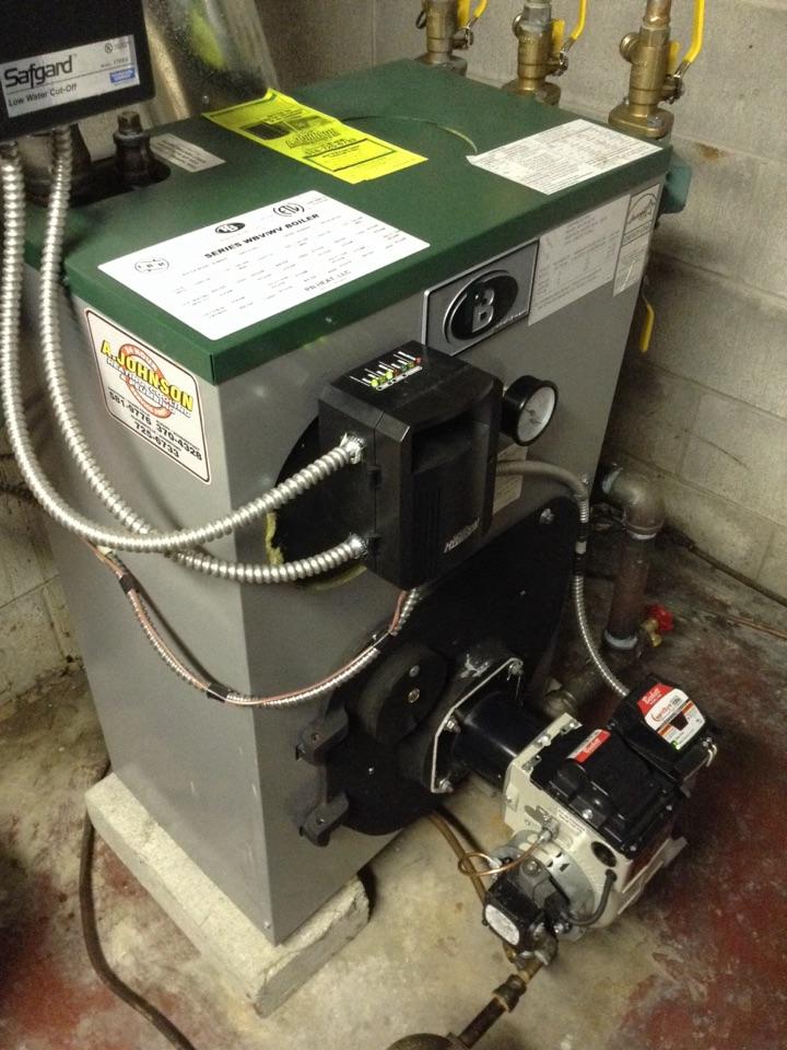 Gloversville, NY - Heating service boiler tune up