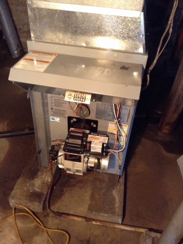 Saratoga Springs, NY - Furnace service oil warm air furnace tune up