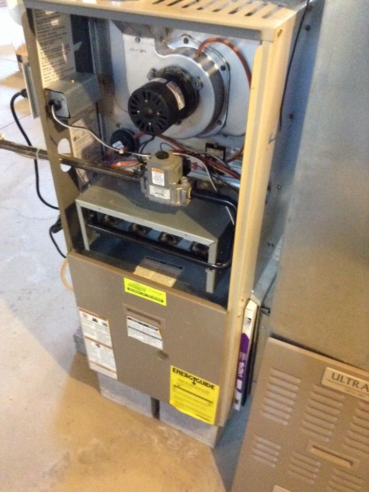 Schenectady, NY - Heating service Noisy fan motor.