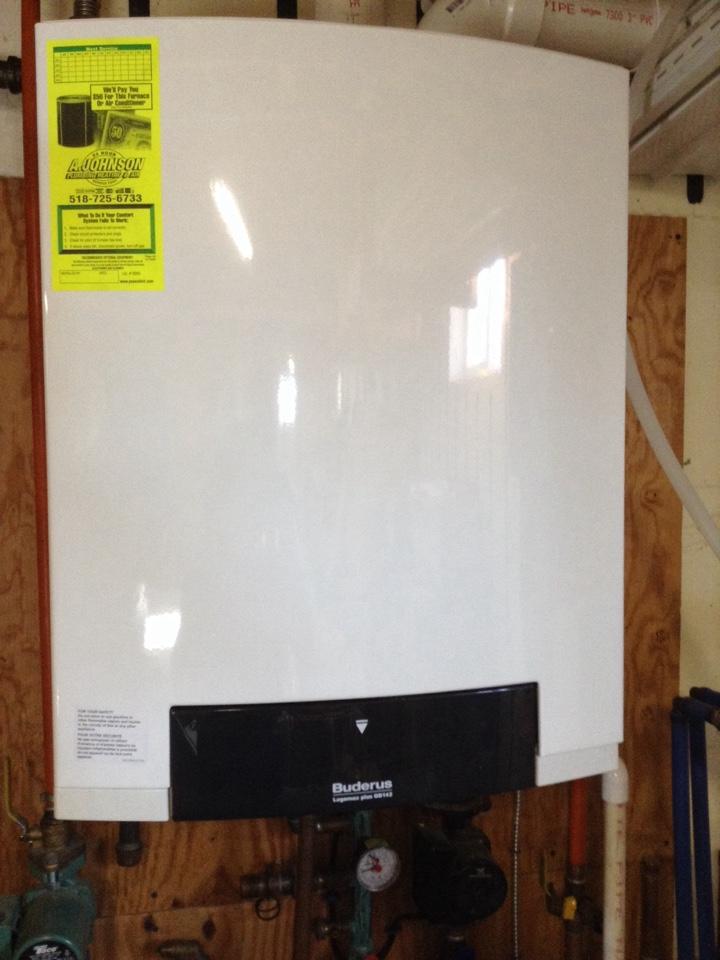 Johnstown, NY - Heating service buderus boiler repair