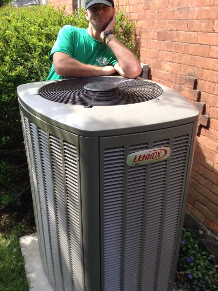 Saratoga Springs, NY - AC service Lennox AC clean and tune