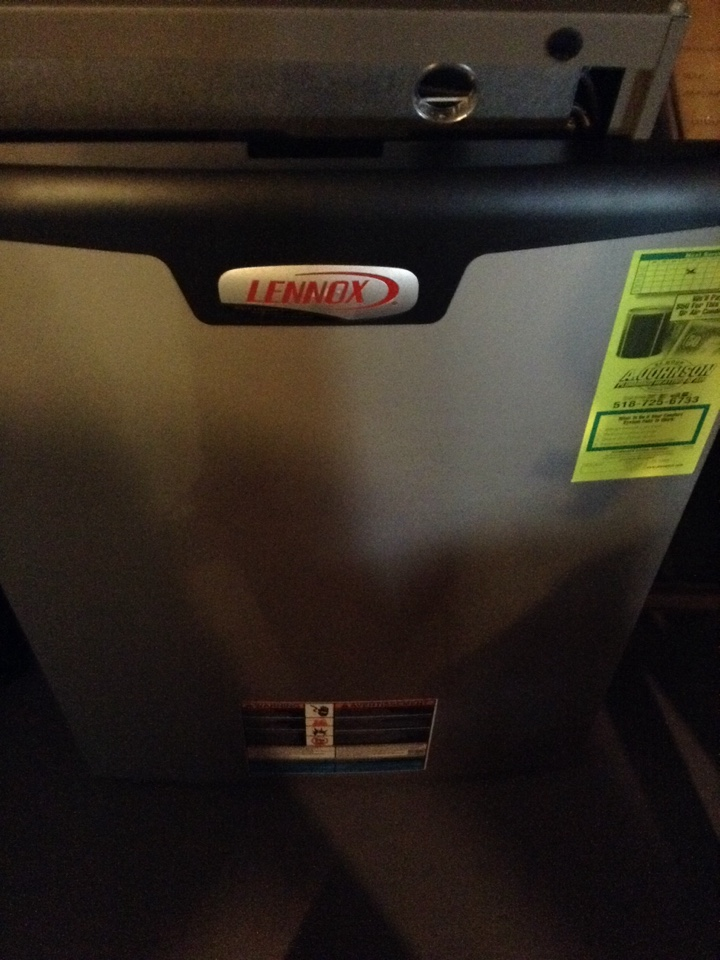 Rexford, NY - Heat and air conditioning service Lennox tune up