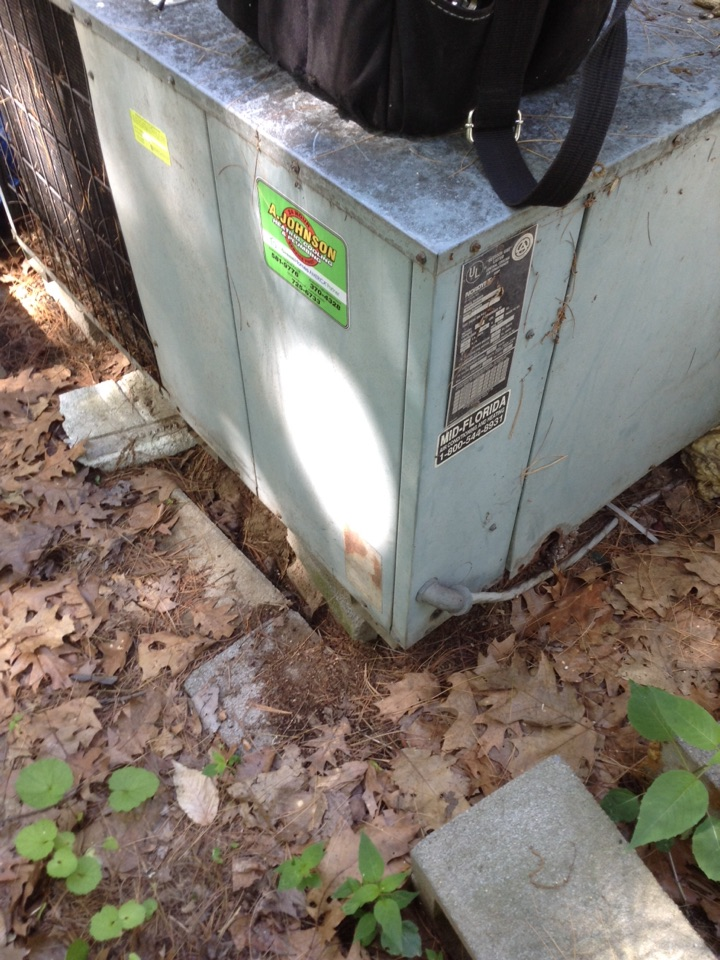 Gansevoort, NY - AC service Package unit AC repair