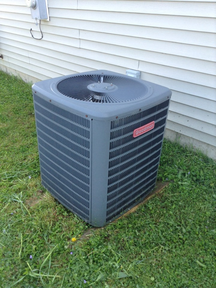Clifton Park, NY - AC service Goodman AC tune up