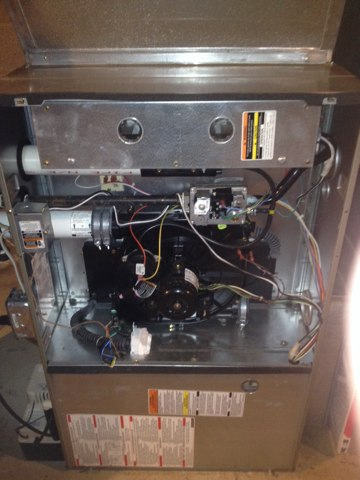 Ballston, NY - Annual service and tune  Natural gas furnace No charge per silver plan