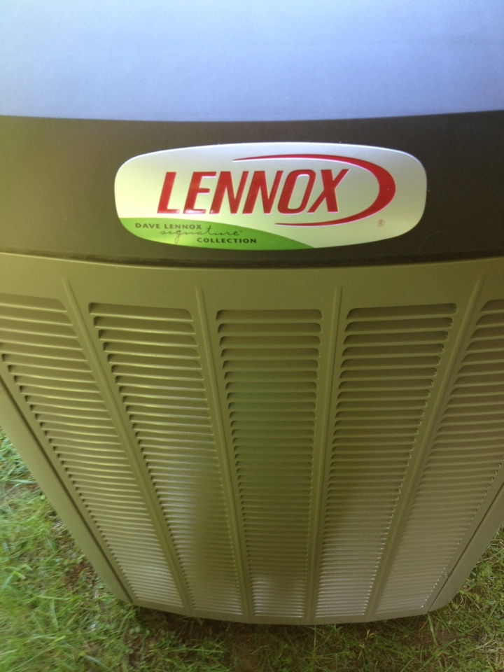 Queensbury, NY - Lennox xp25 3 ton air conditioner install