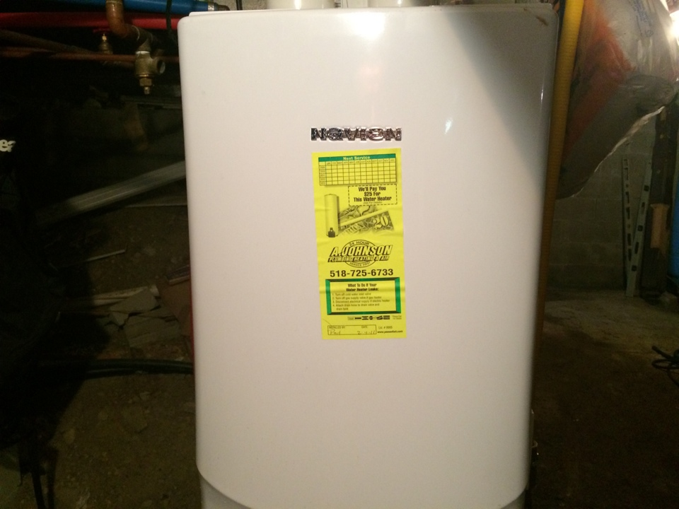 Lake George, NY - Repair Navian tankless hot water heater