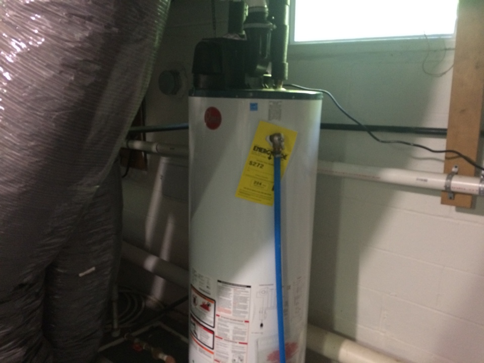 Fort Plain, NY - Repair Rheem direct vent hot water heater