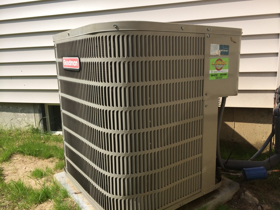 Broadalbin, NY - Goodman air conditioner repair