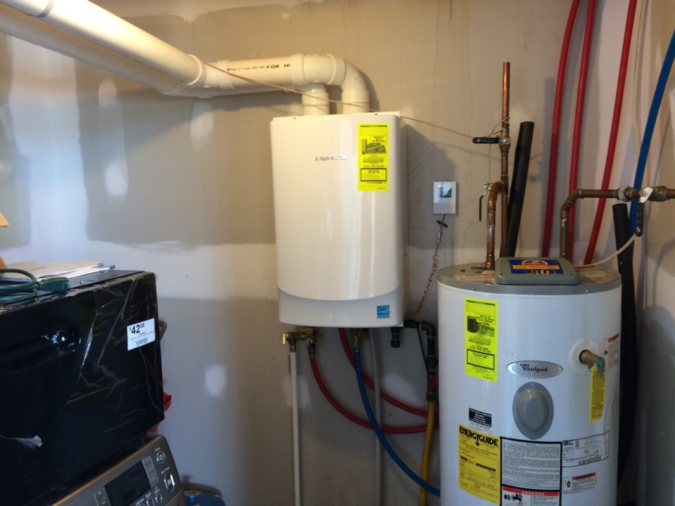 Lake George, NY - Navian tankless hot water heater repair