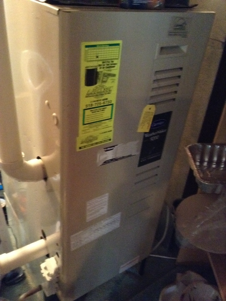 Broadalbin, NY - Heating service/ clean gas furnace