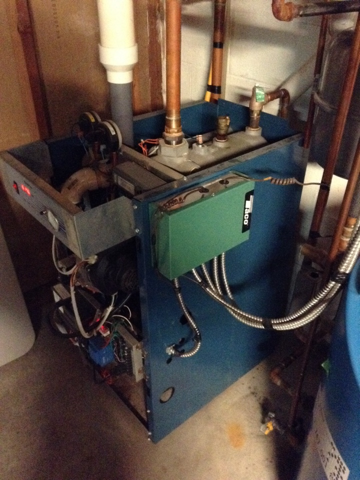 Greenwich, NY - Heating service/oil furnace cleaning
