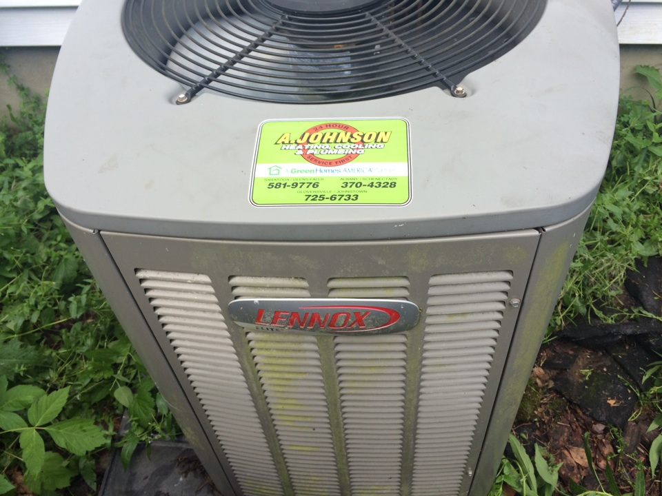 Canajoharie, NY - Lennox air conditioner repair