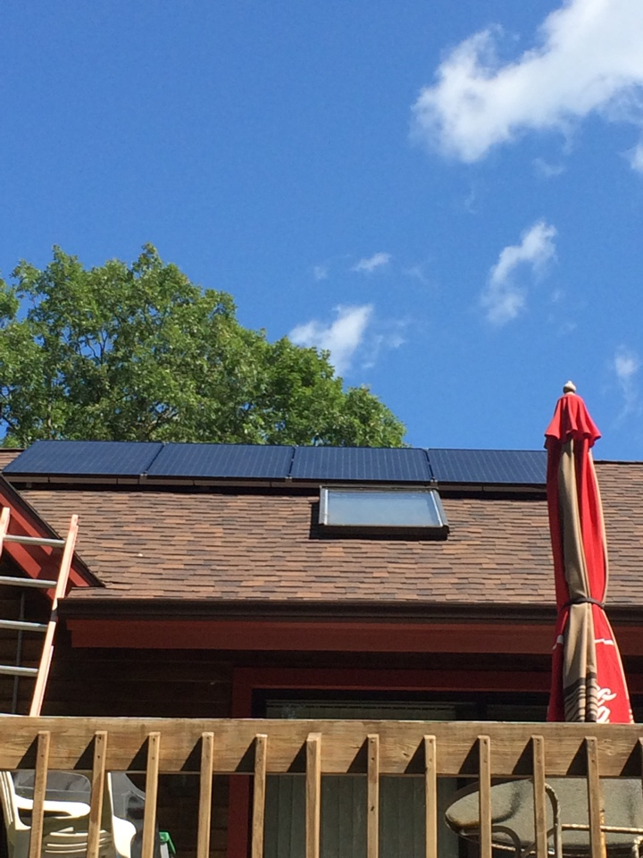 Queensbury, NY - Installation of dolor world dolor panels