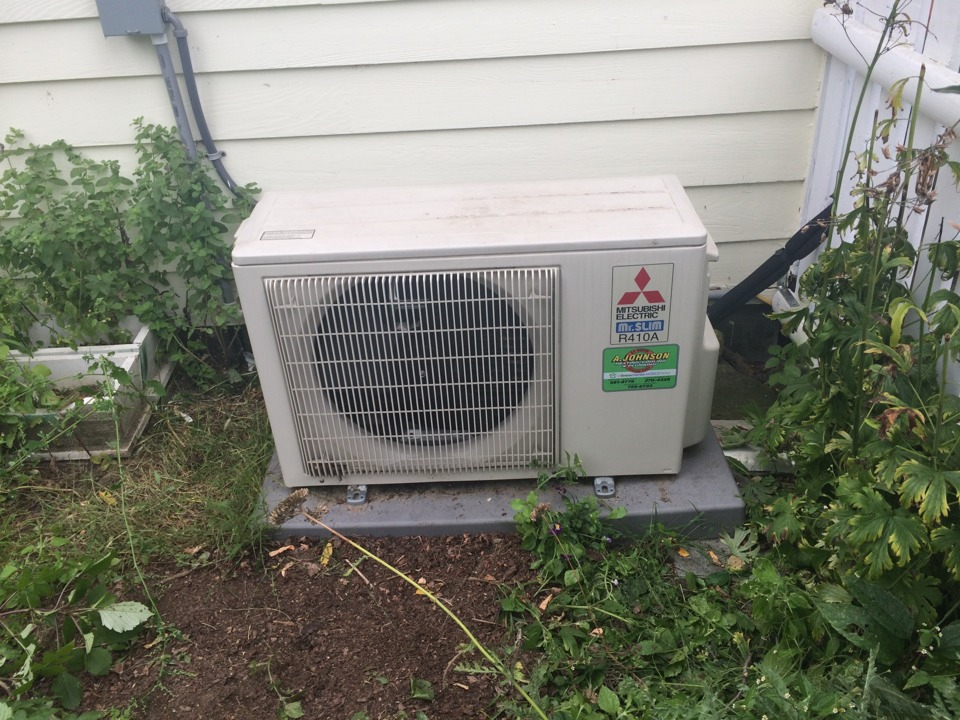 Greenwich, NY - Mitsubishi ductless heat pump repair