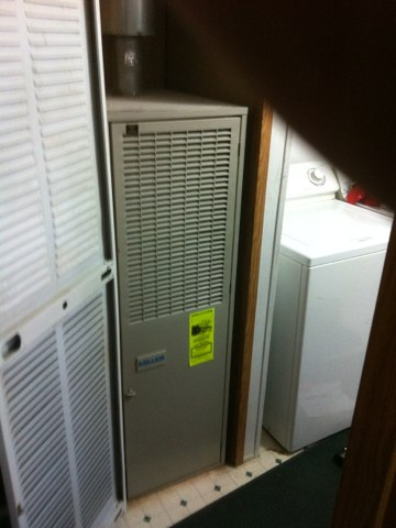 Wilton, NY - Furnace repair