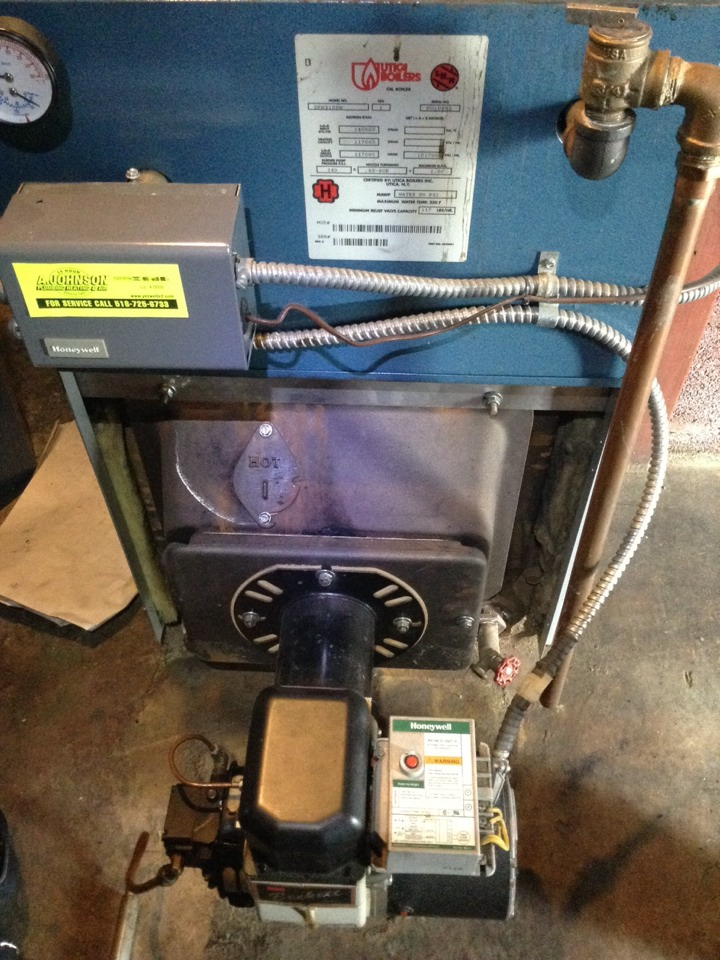 Corinth, NY - Heating service/oil boiler repairs
