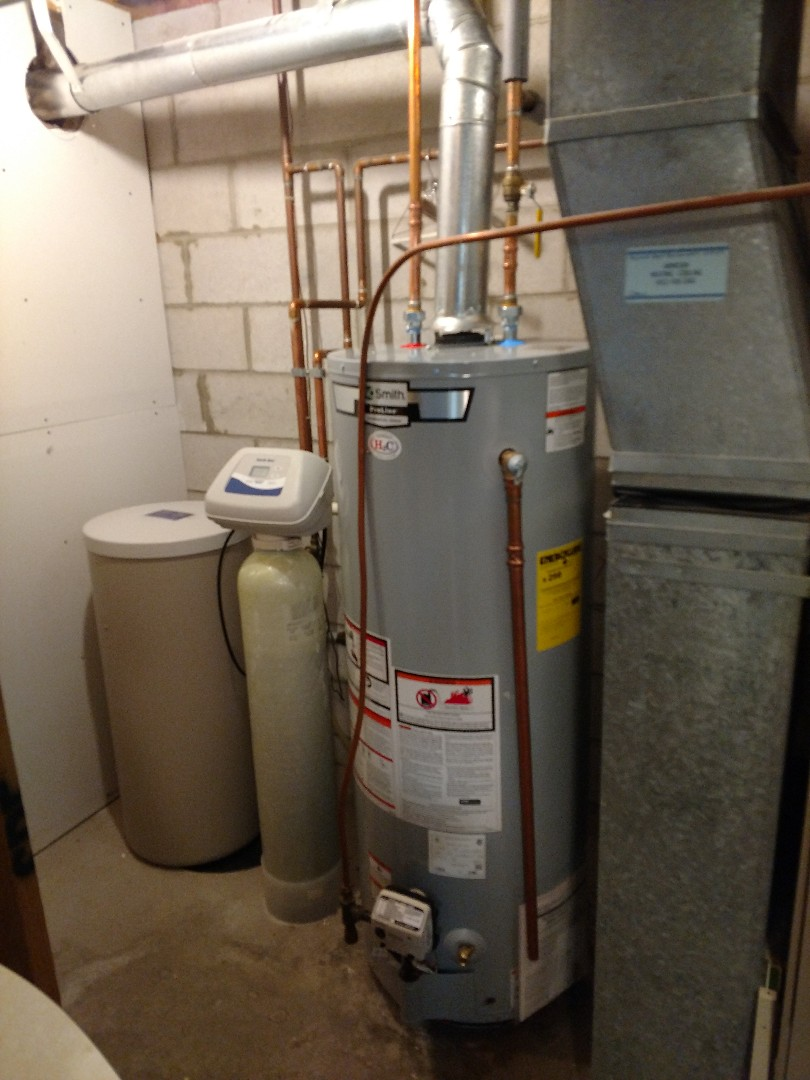 South Saint Paul, MN - South St Paul. New water heater install