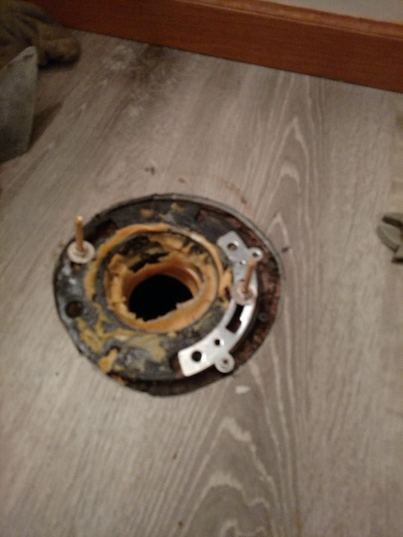 Lakeville. Repair flange