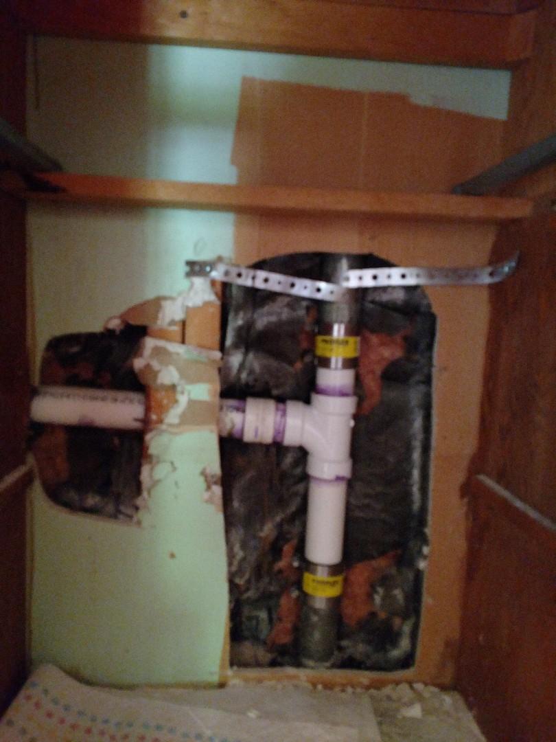 Burnsville, MN - Burnsville. Kitchen waste repair