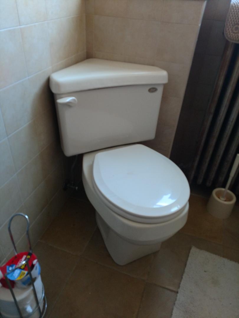 Saint Paul, MN - St Paul. Corner Toilet