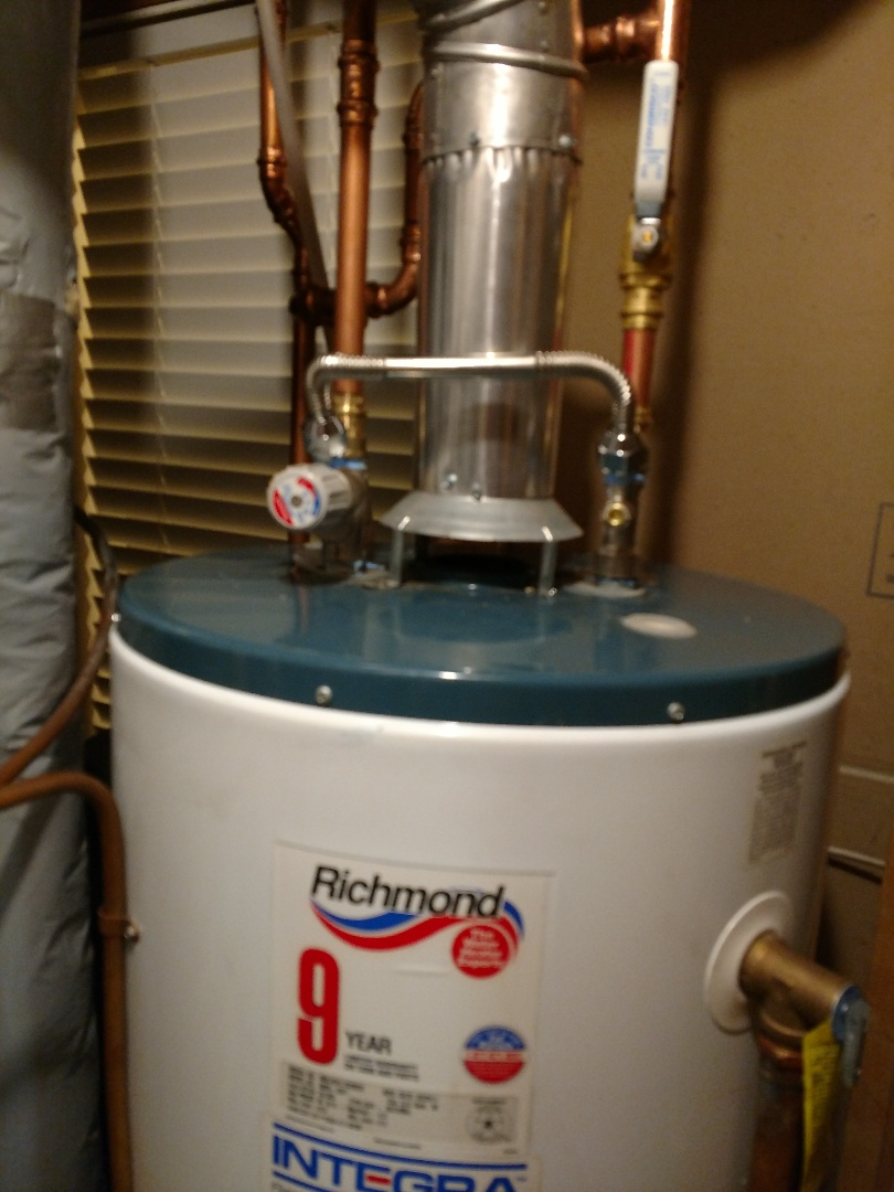Savage, MN - Savage. Add mixing valve to water heater . To produce more hot water