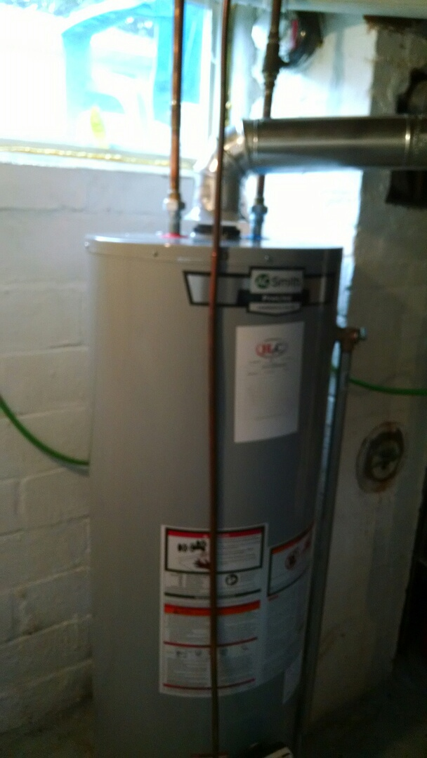 Little Canada, MN - New water heater installation