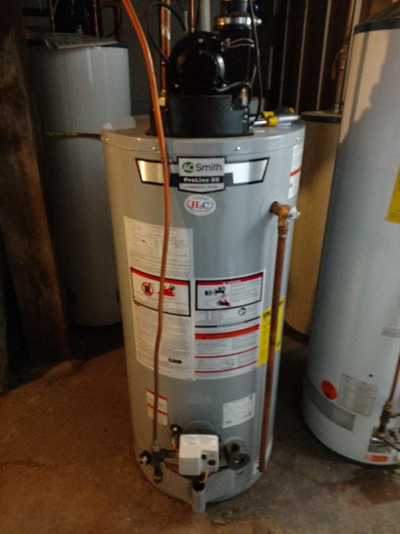 Minneapolis, MN - Water heater repair