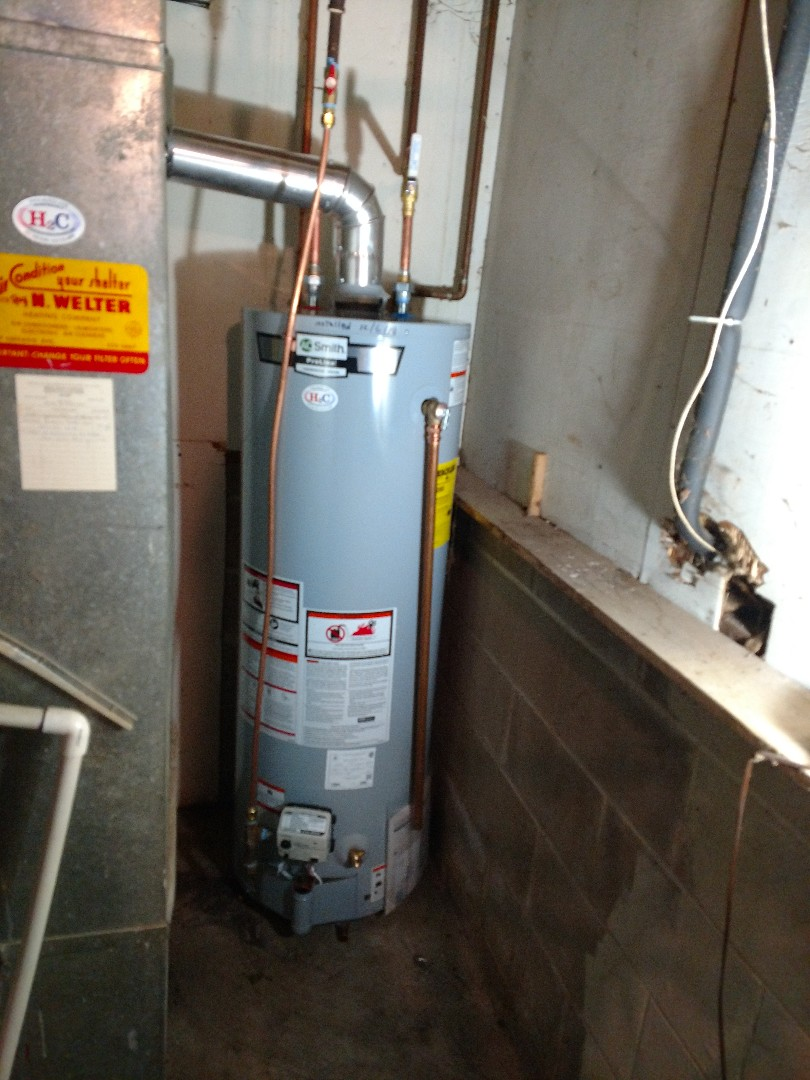 Stillwater, MN - Installed new water heater