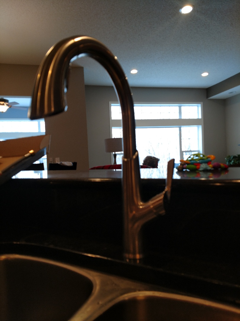 Savage, MN - Savage.  New kitchen faucet
