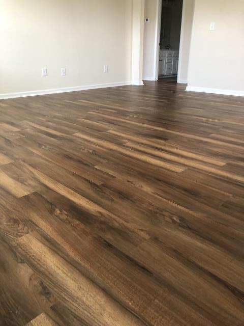 Charlotte, NC - Beautiful luxury vinyl plank flooring installation in South Charlotte!