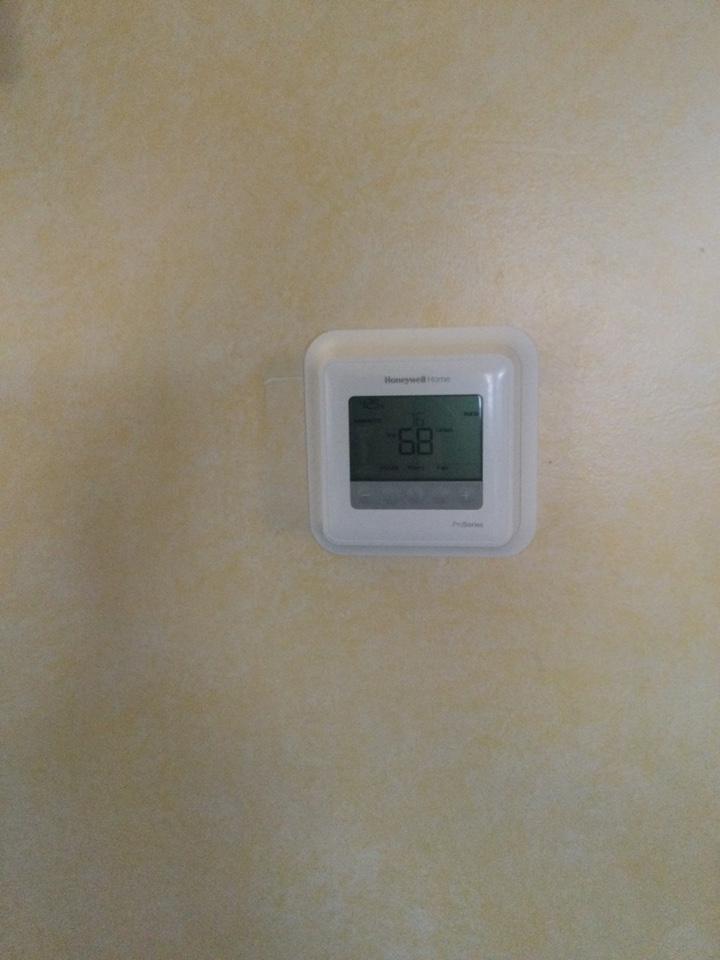 Santa Cruz, CA - Replaced thermostat.